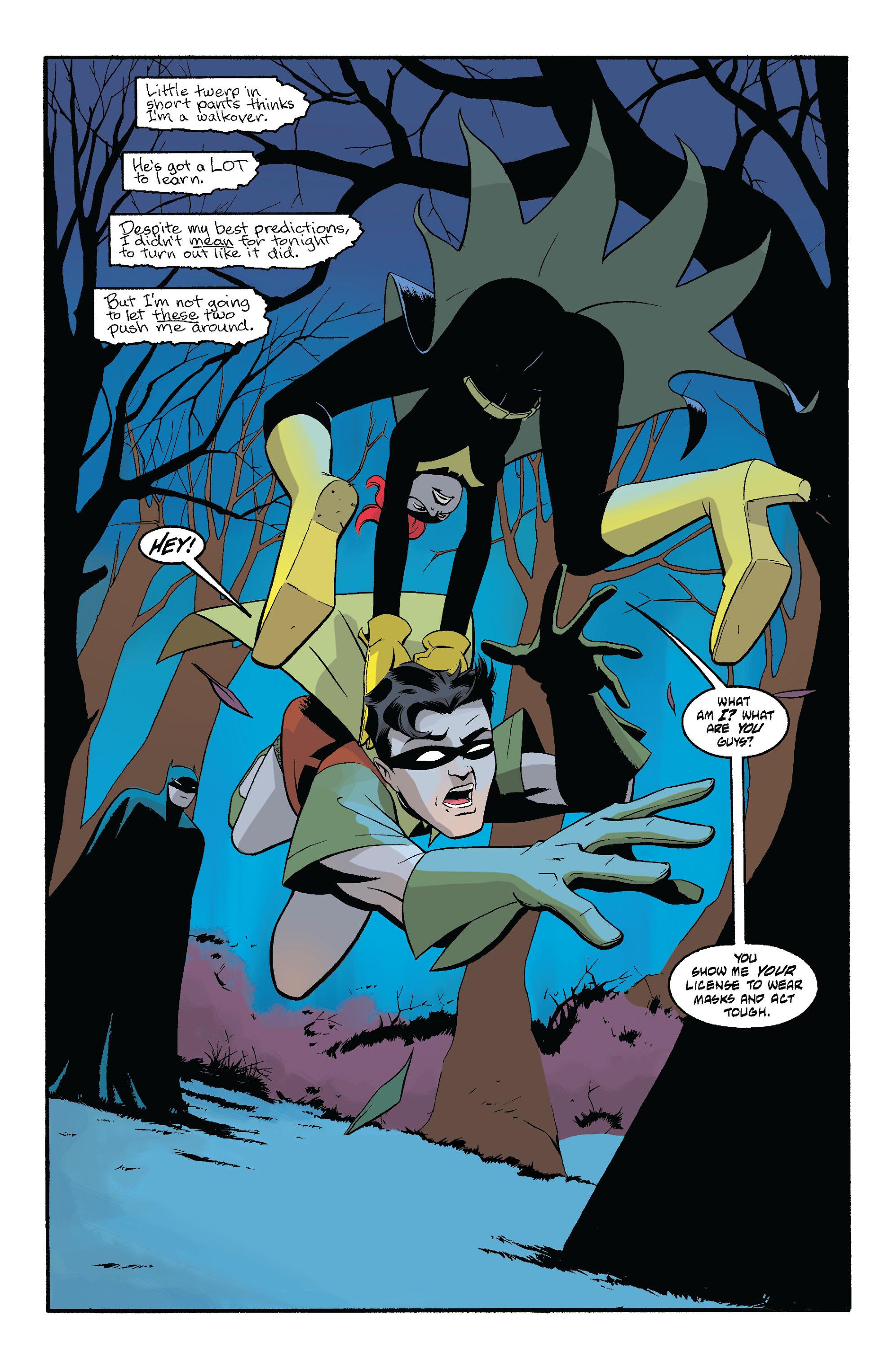 Read online Batgirl/Robin: Year One comic -  Issue # TPB 2 - 41