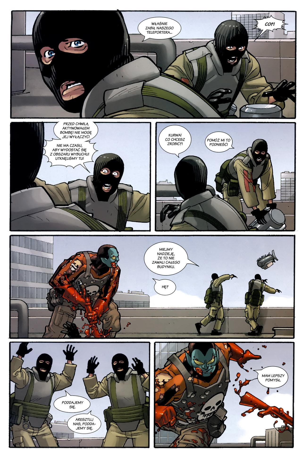 Read online Destroyer comic -  Issue #1 - 6