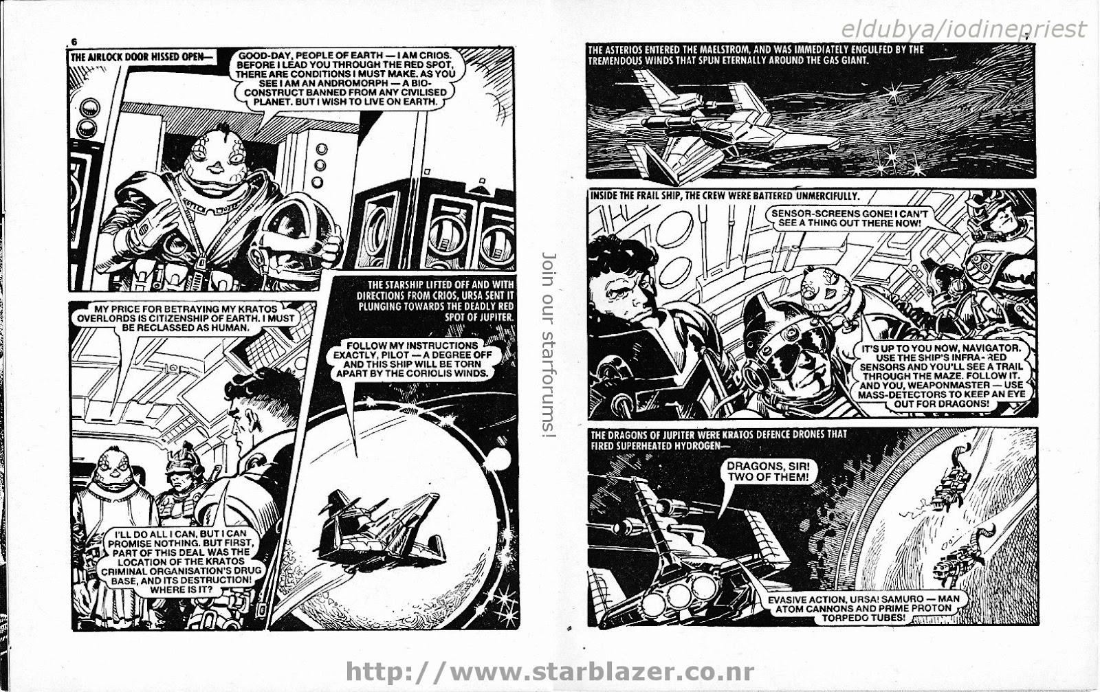Starblazer issue 172 - Page 5