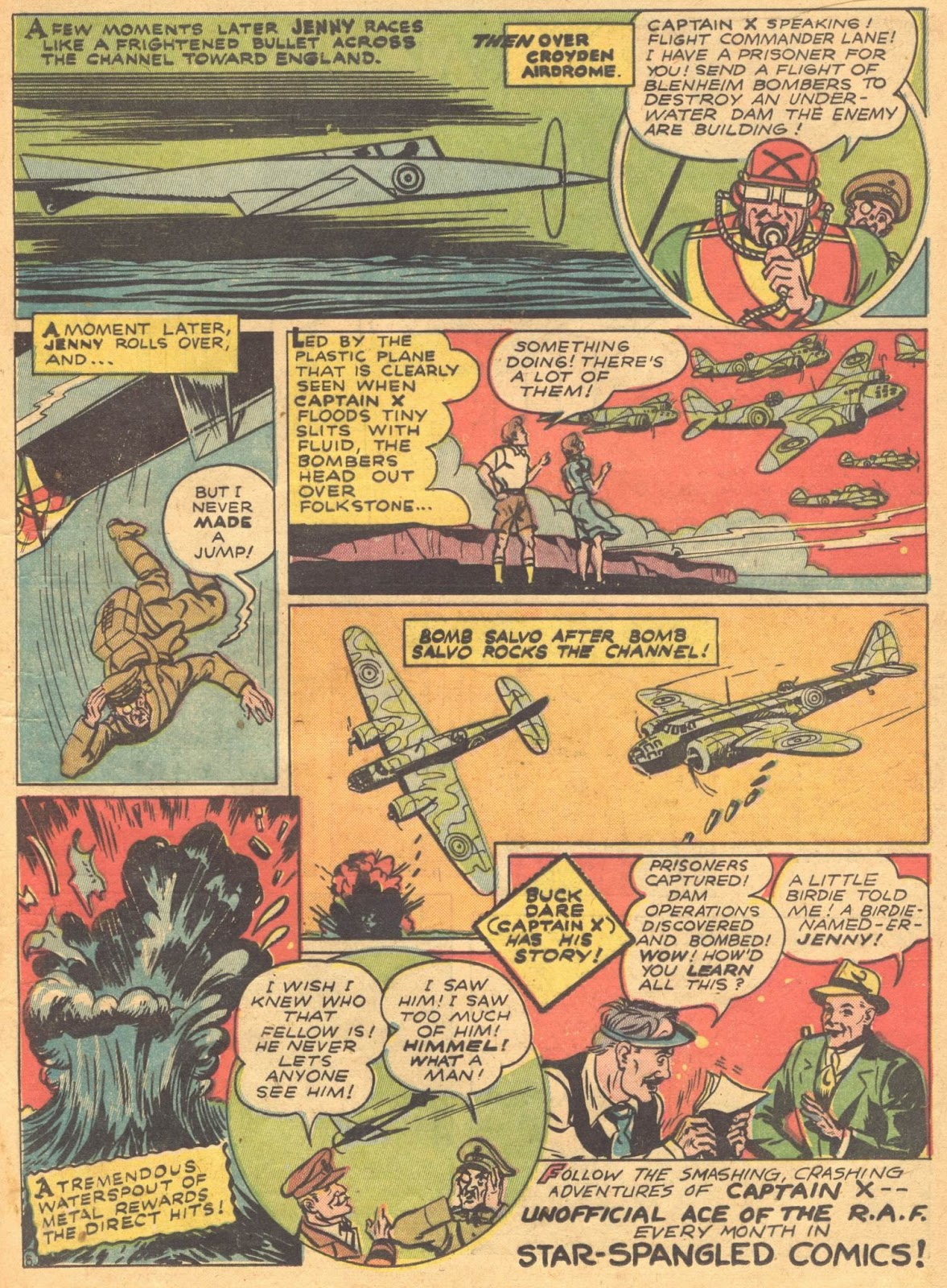 Star Spangled Comics (1941) issue 1 - Page 31
