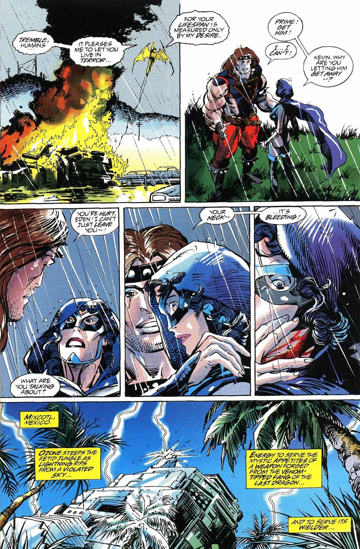 Read online Rune (1994) comic -  Issue #6 - 13
