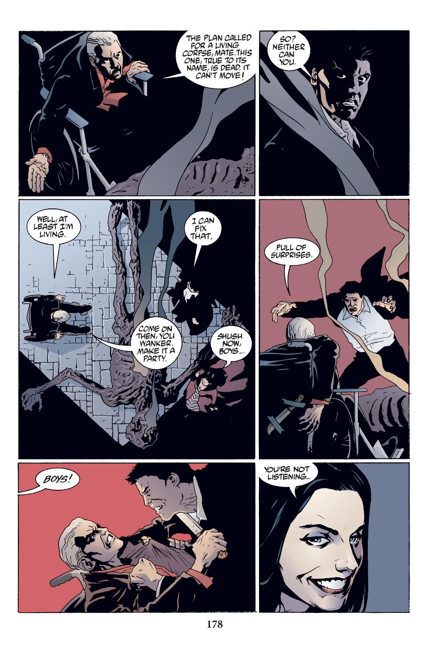 Read online Buffy the Vampire Slayer: Omnibus comic -  Issue # TPB 2 - 172