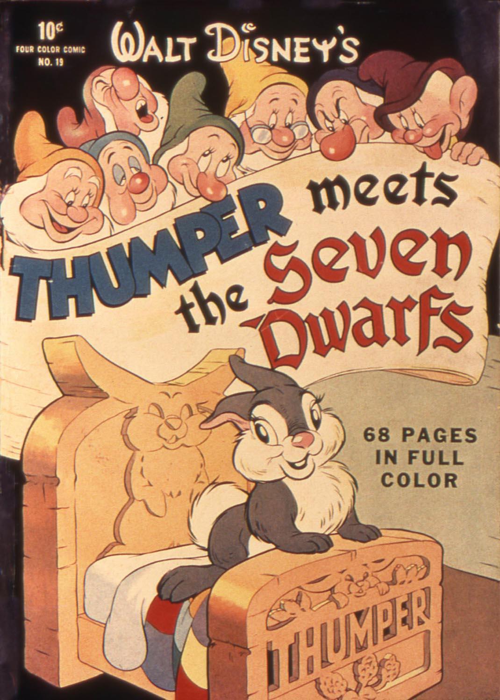 Four Color Comics 19 Page 1