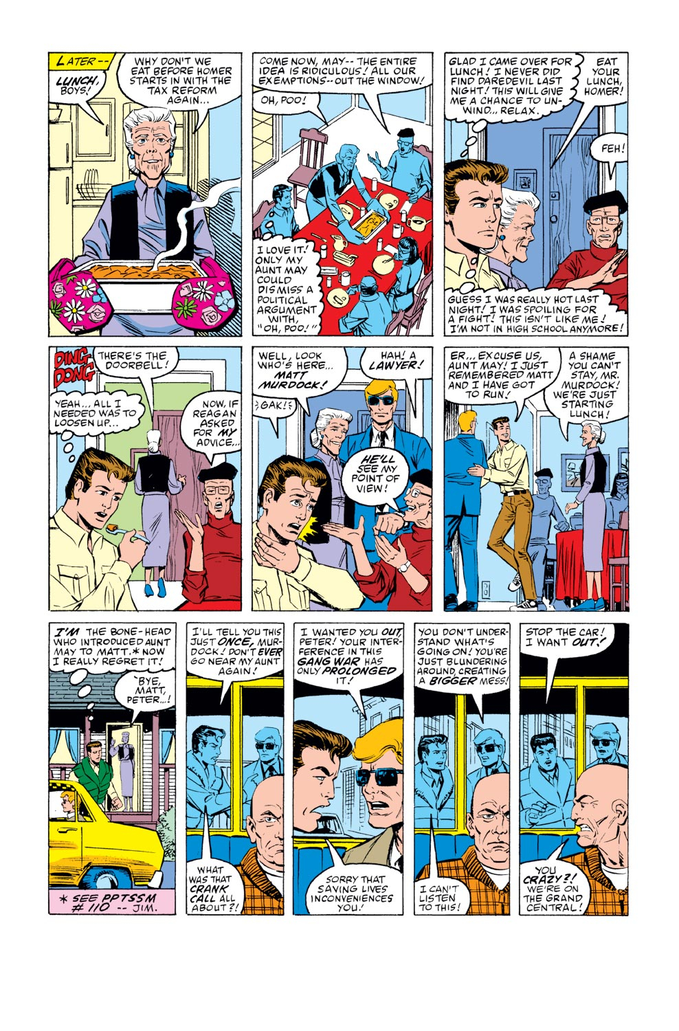The Amazing Spider-Man (1963) 287 Page 6