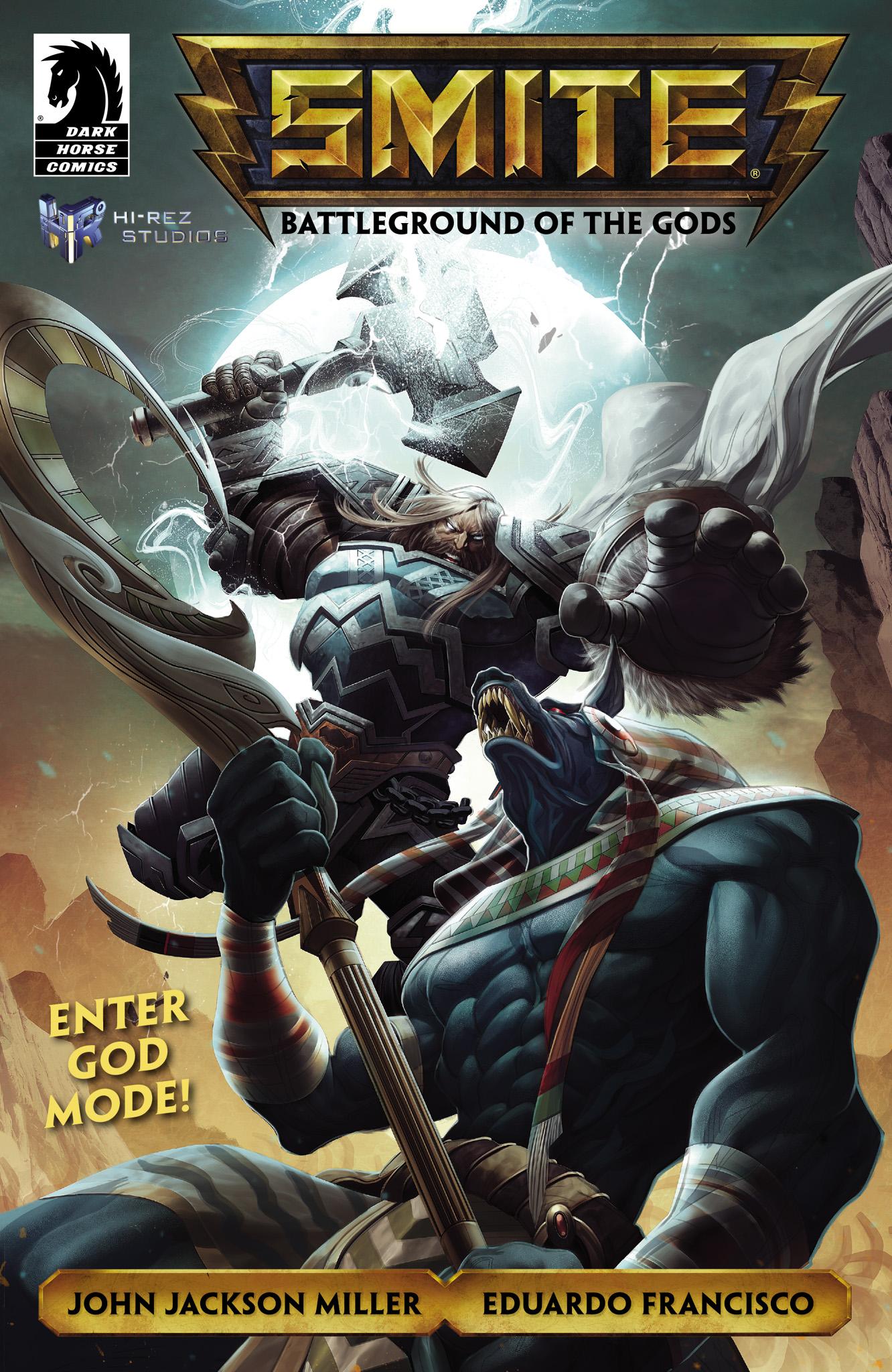Read online SMITE comic -  Issue # Full - 1