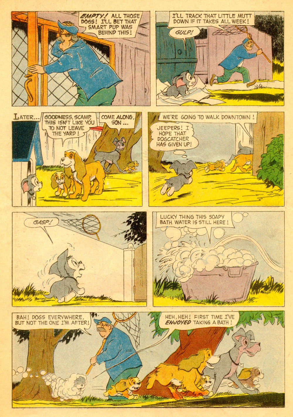 Walt Disney's Comics and Stories issue 239 - Page 18