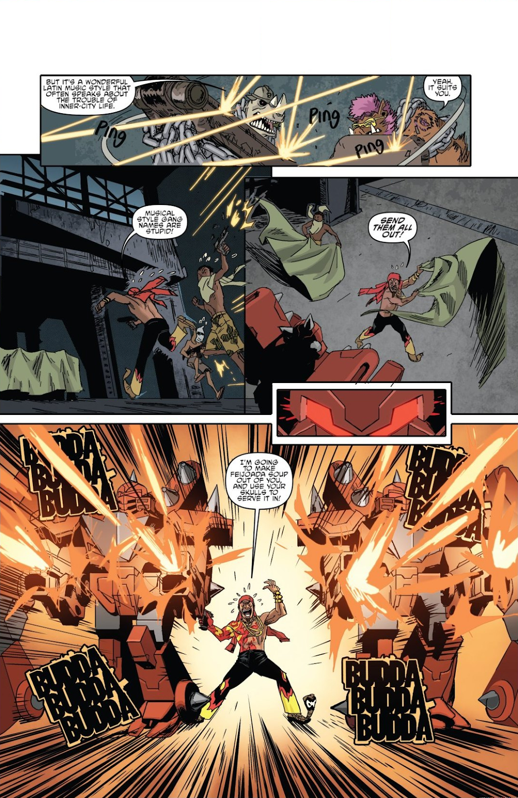 Read online Teenage Mutant Ninja Turtles: The IDW Collection comic -  Issue # TPB 8 (Part 1) - 14