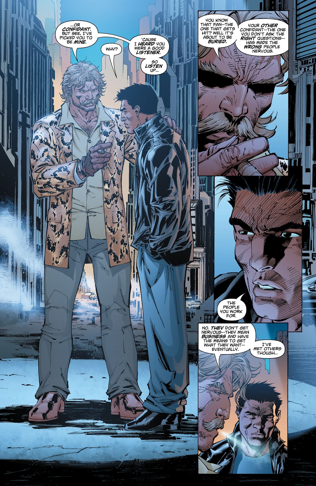 Read online Superman: For Tomorrow comic -  Issue # TPB (Part 2) - 61