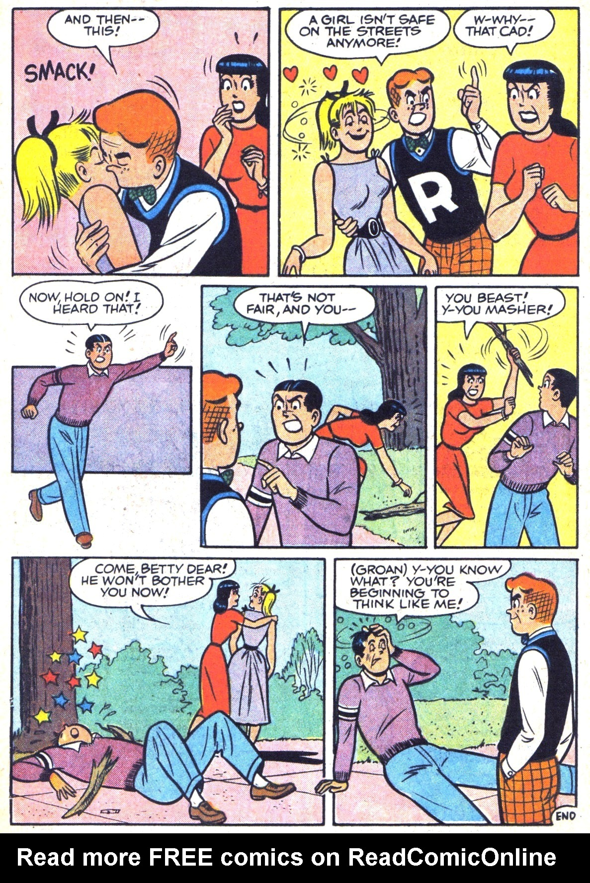 Read online Archie (1960) comic -  Issue #118 - 24