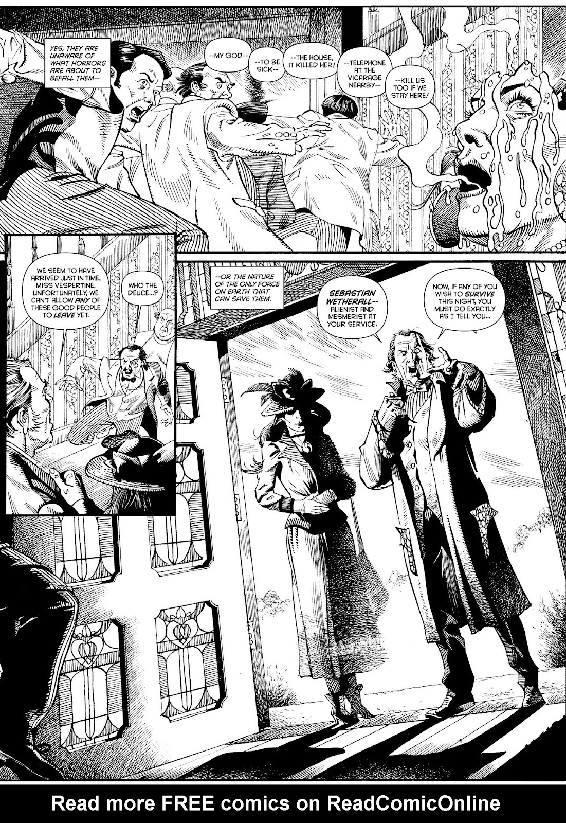 Judge Dredd Megazine (Vol. 5) issue 427 - Page 83