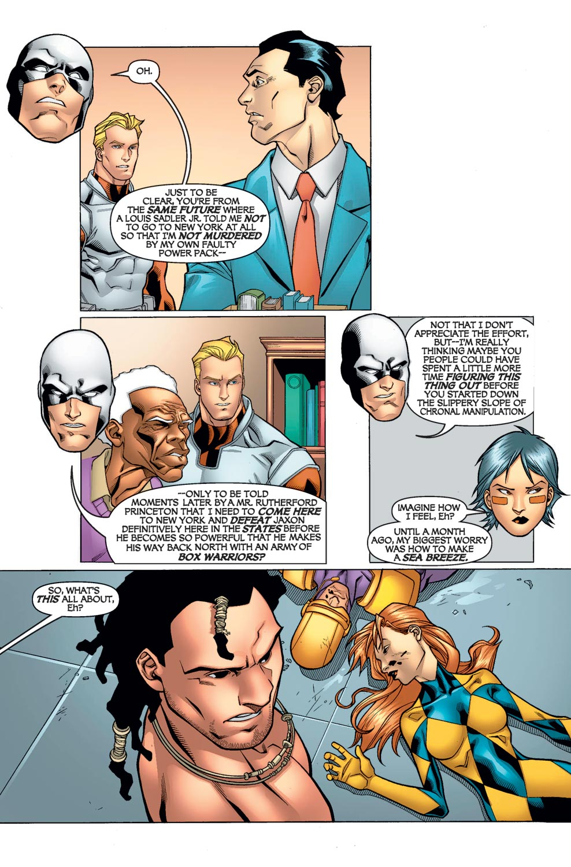 Read online Alpha Flight (2004) comic -  Issue #11 - 12