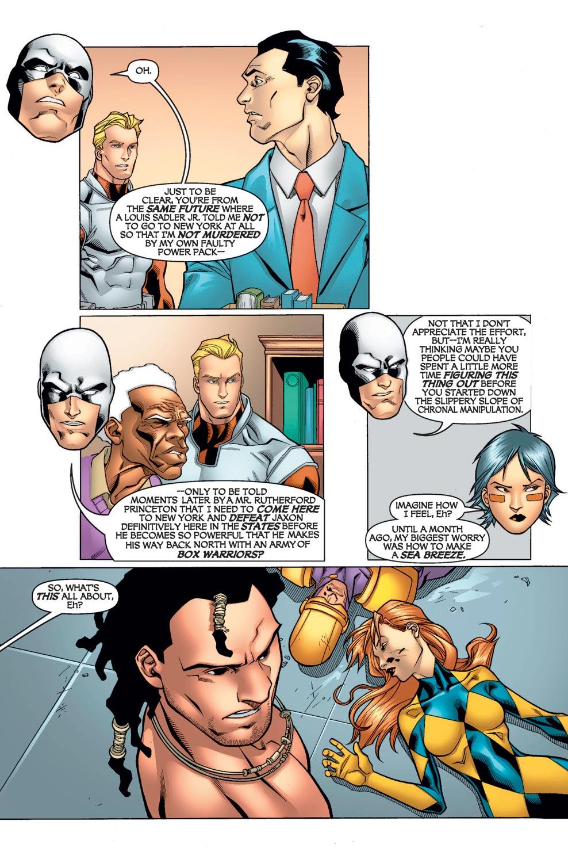Alpha Flight (2004) issue 11 - Page 12