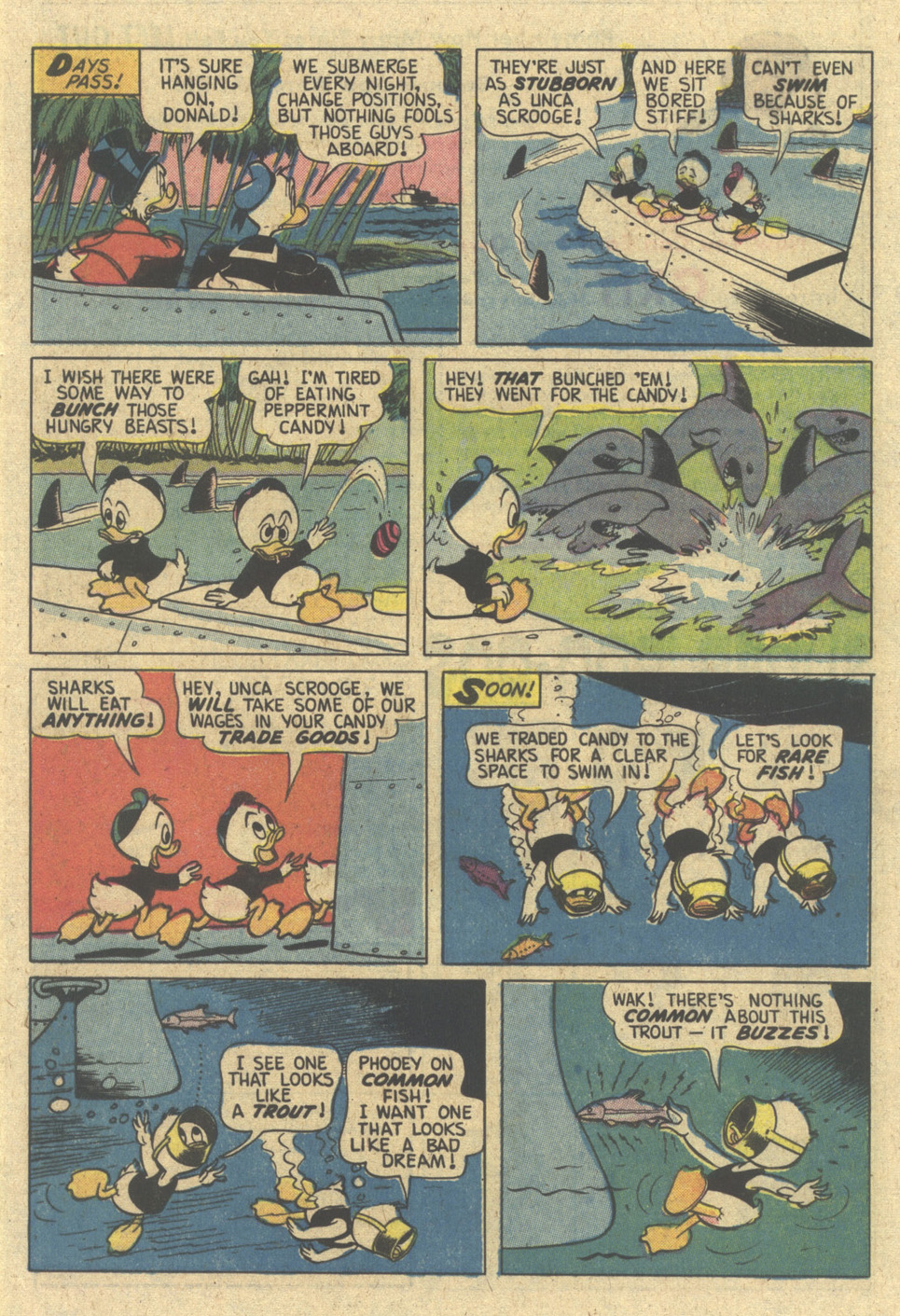 Read online Uncle Scrooge (1953) comic -  Issue #174 - 13