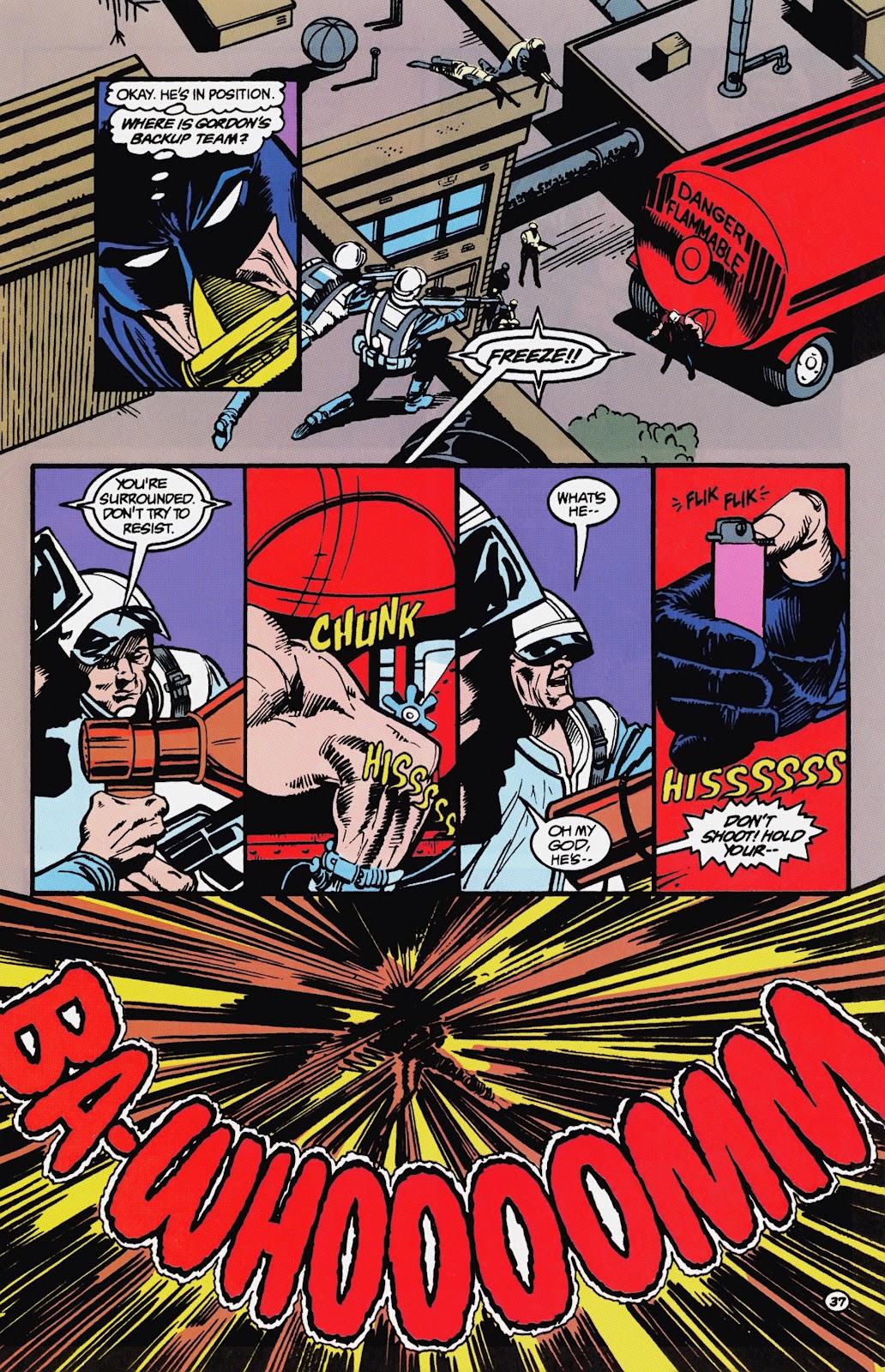 Read online Detective Comics (1937) comic -  Issue # _TPB Batman - Blind Justice (Part 1) - 42