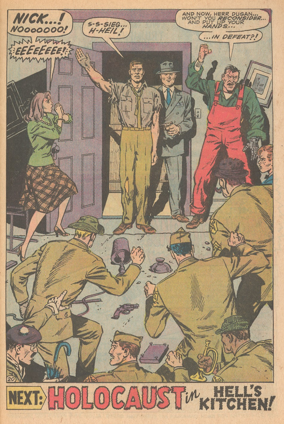 Read online Sgt. Fury comic -  Issue #68 - 29