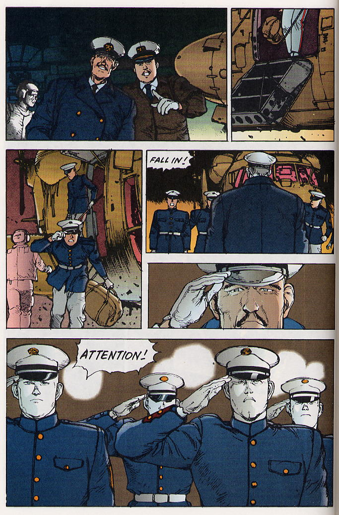 Read online Akira comic -  Issue #26 - 37