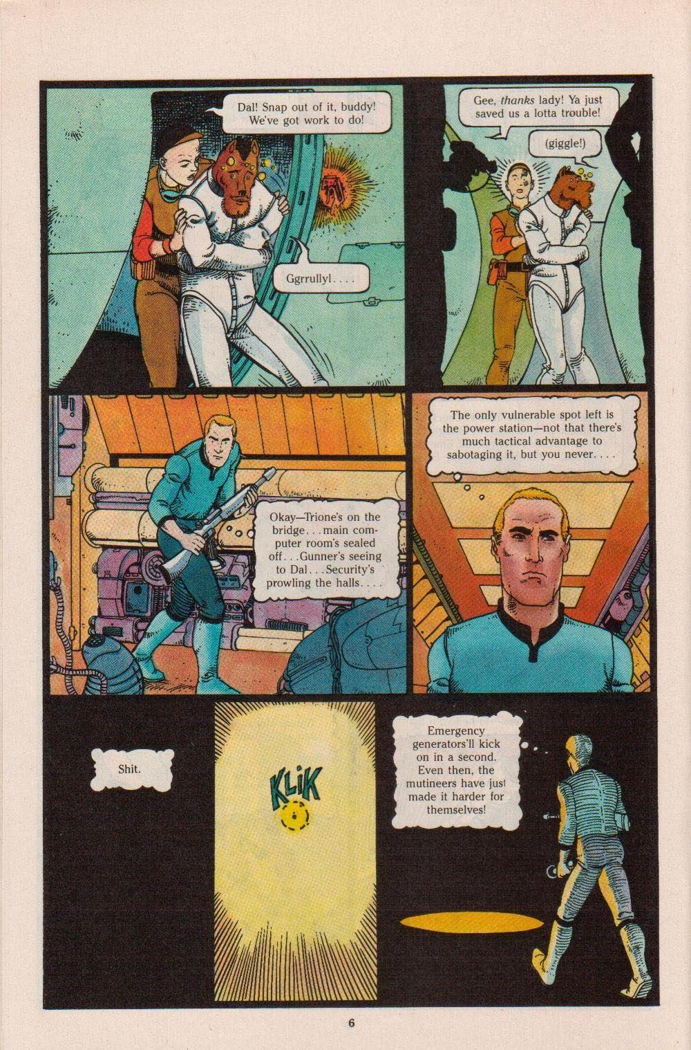 Read online Dalgoda comic -  Issue #8 - 8