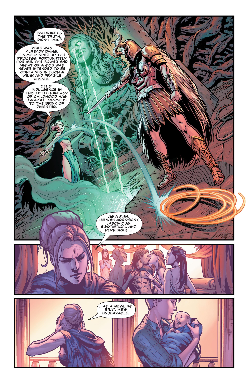 Read online Wonder Woman (2011) comic -  Issue #52 - 18