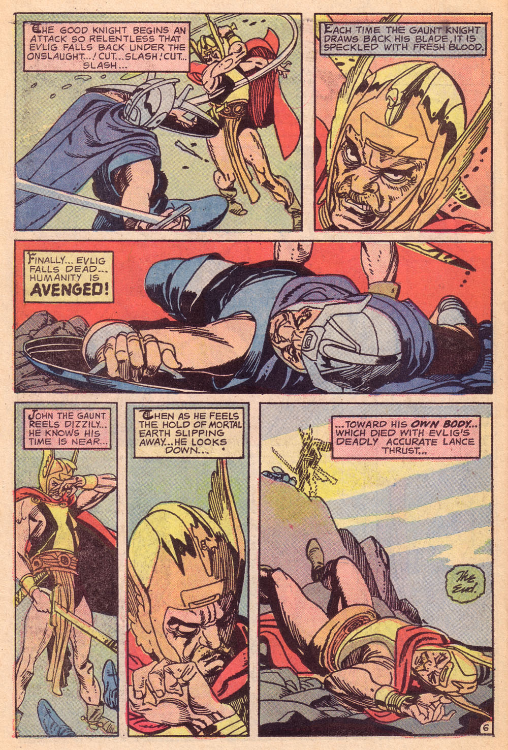 Read online Adventure Comics (1938) comic -  Issue #425 - 17