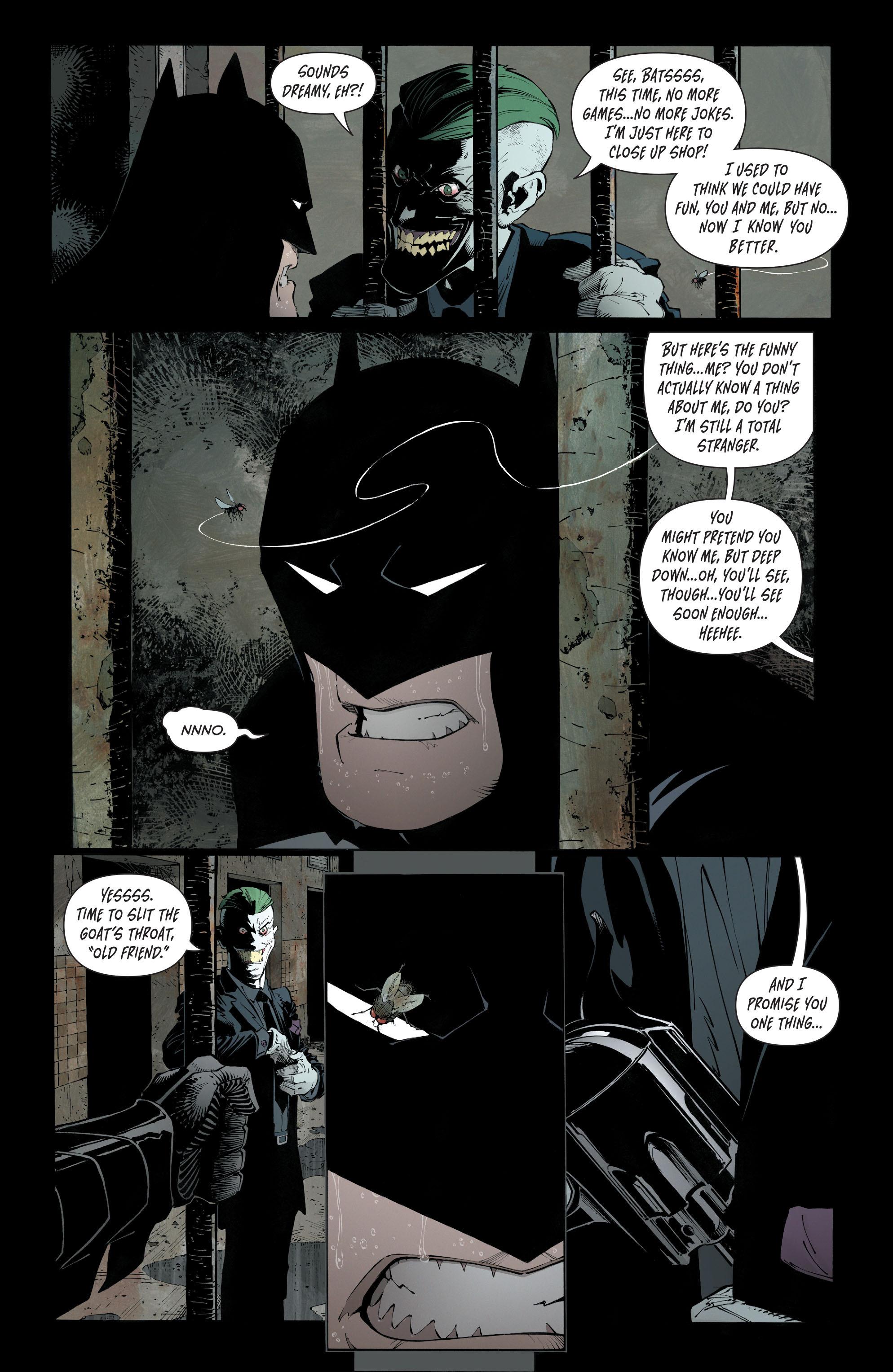 Read online Batman (2011) comic -  Issue # _TPB 7 - 51