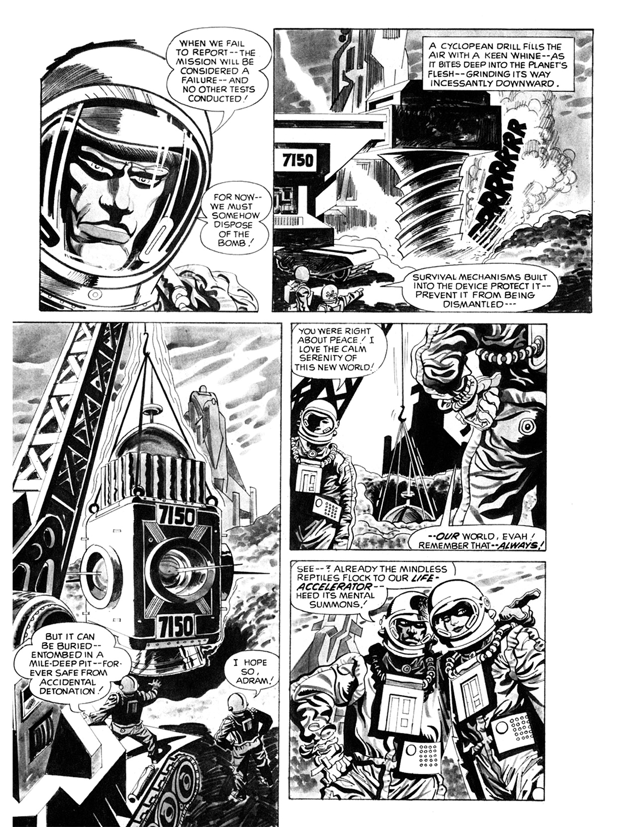 Read online Eerie Archives comic -  Issue # TPB 9 - 23