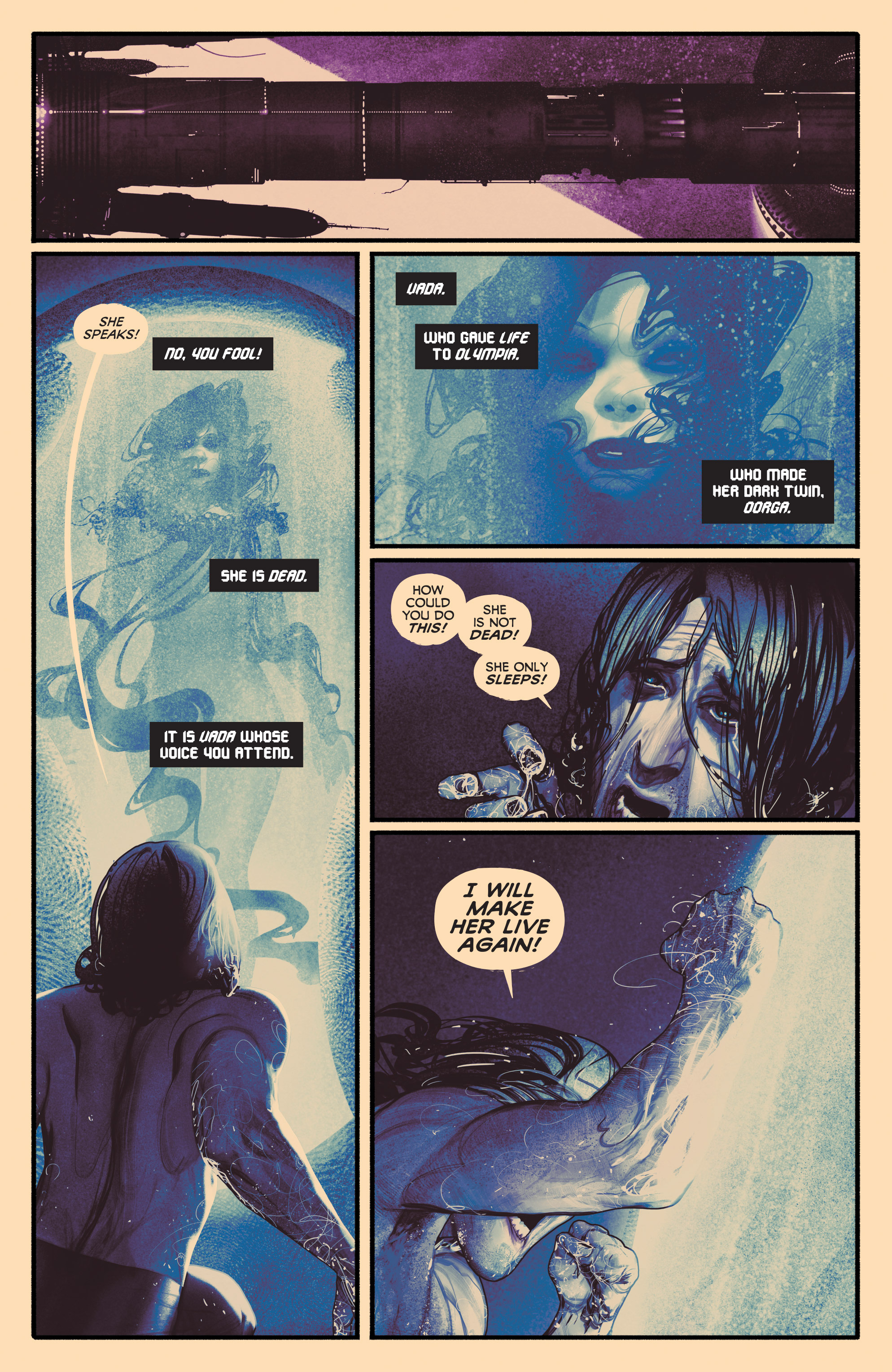 Read online Annihilator comic -  Issue #4 - 22