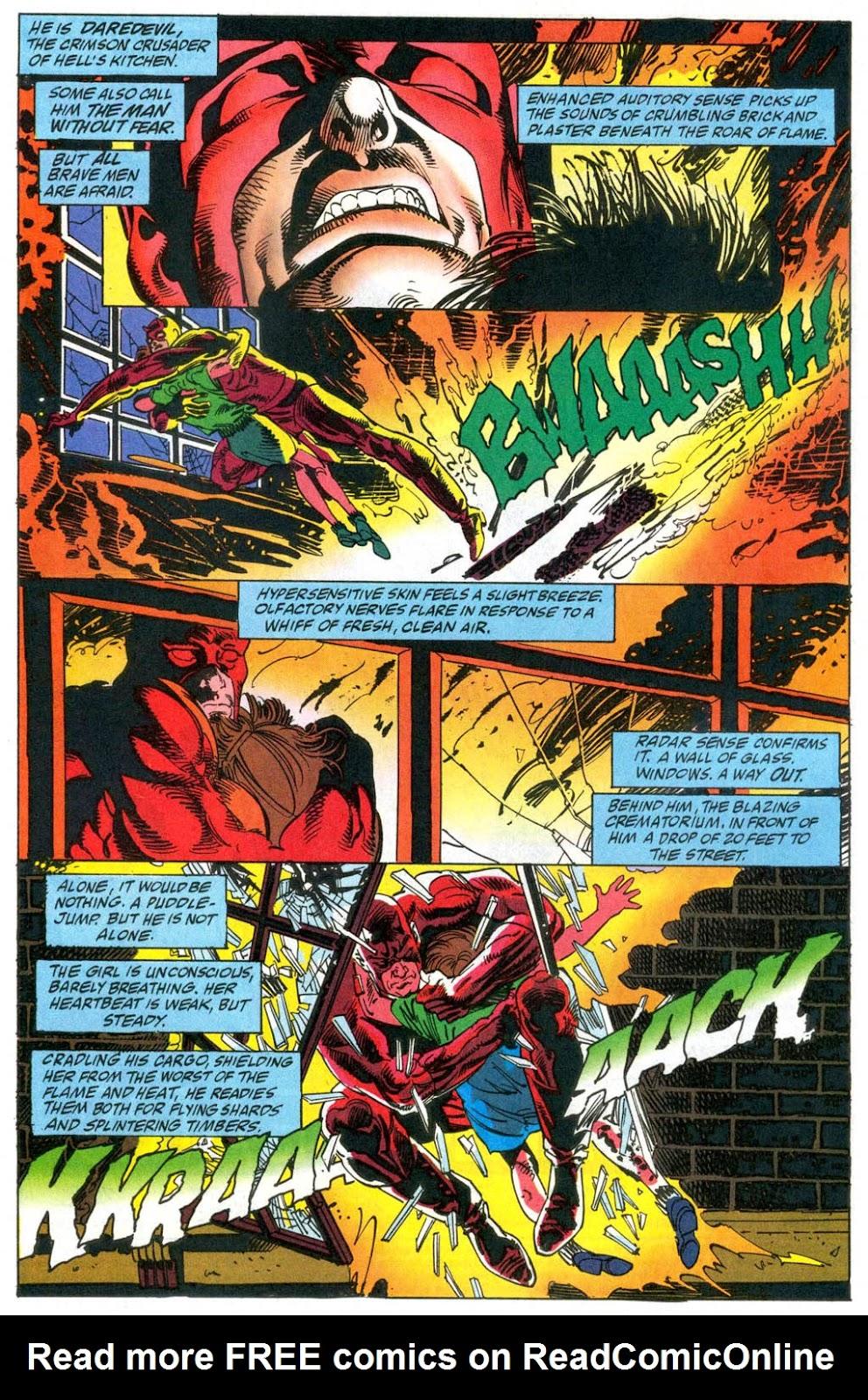 Read online Daredevil vs. Vapora comic -  Issue # Full - 4