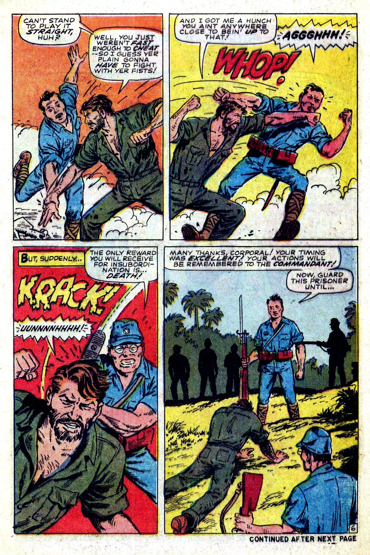 Read online Sgt. Fury comic -  Issue #54 - 9