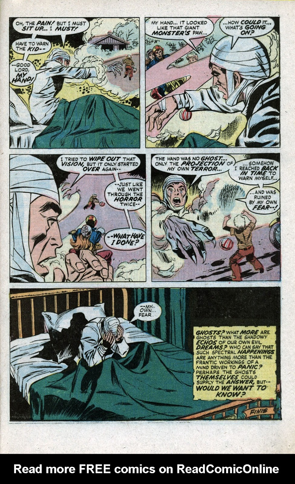 Chamber of Chills (1972) issue 3 - Page 21