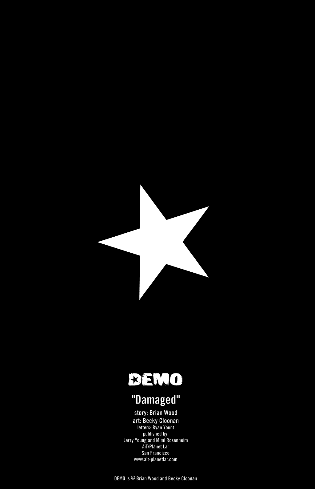 Read online Demo comic -  Issue #10 - 35