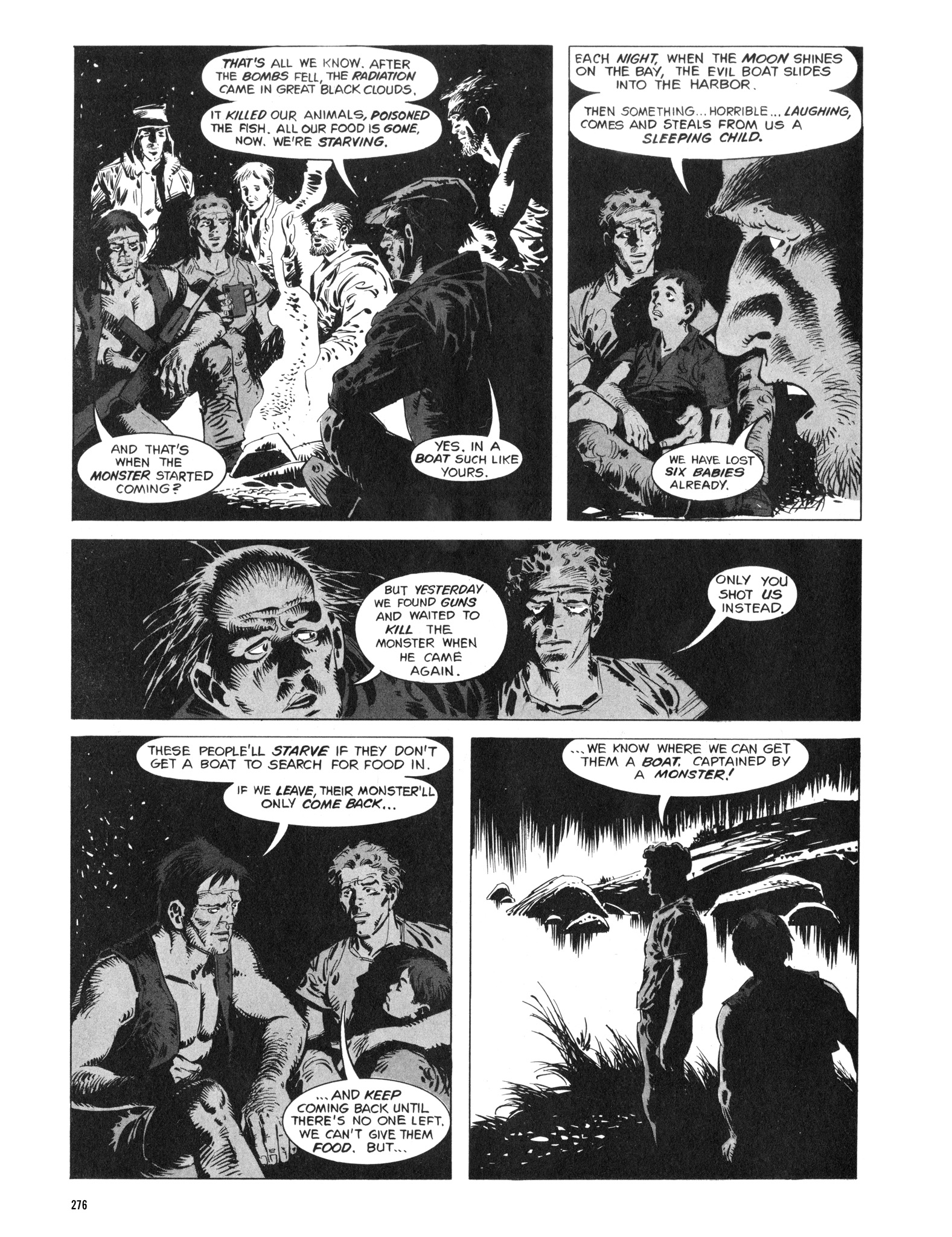 Read online Eerie Archives comic -  Issue # TPB 16 - 277