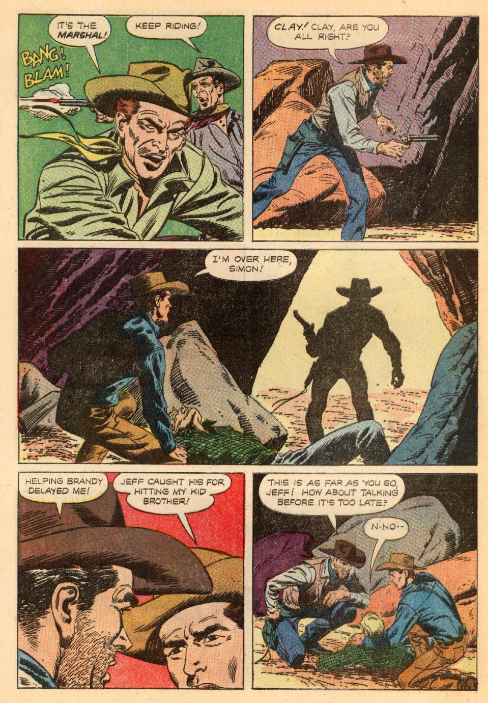 Four Color Comics issue 1077 - Page 28