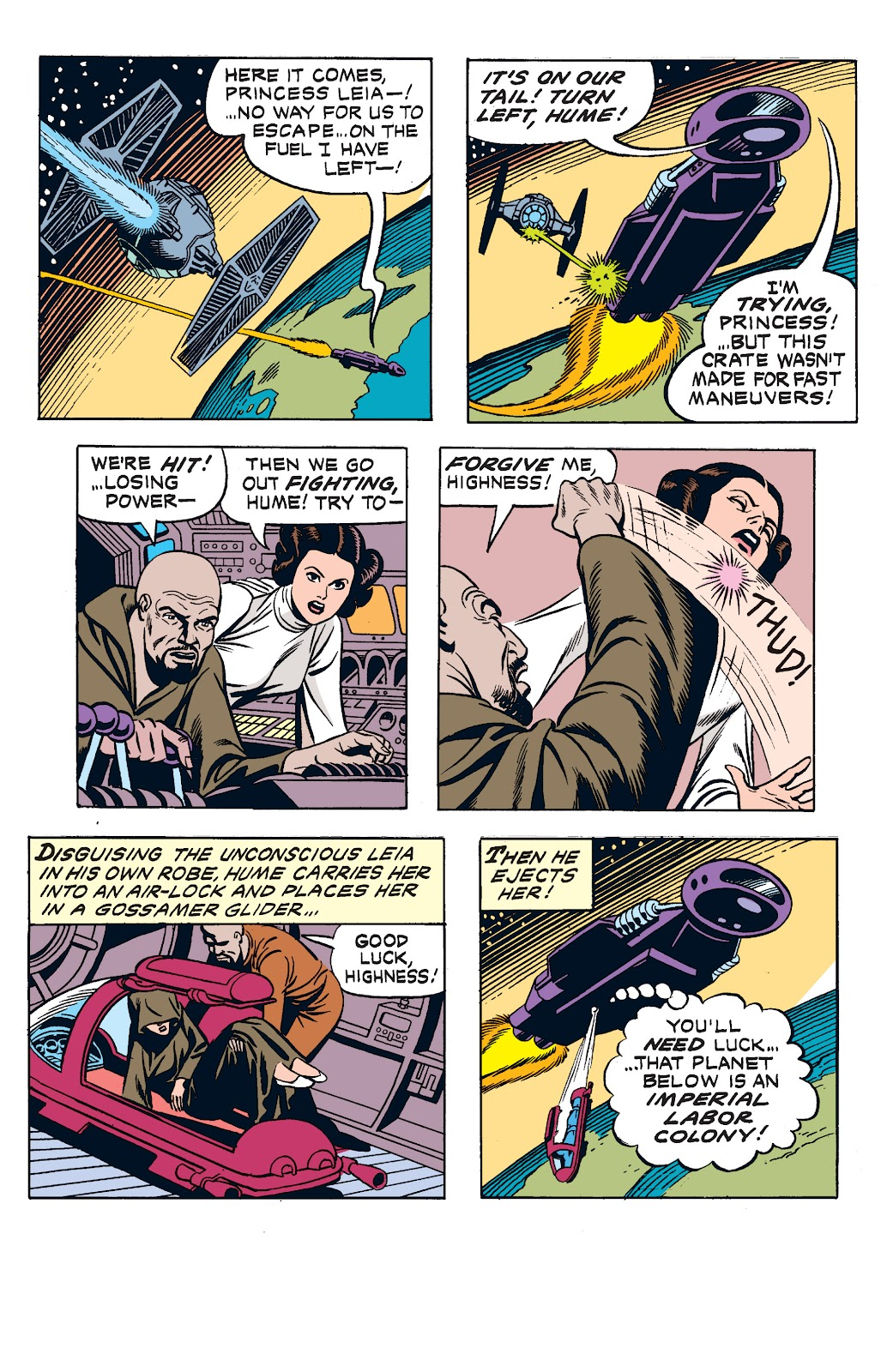 Read online Star Wars Legends: The Newspaper Strips - Epic Collection comic -  Issue # TPB (Part 2) - 51