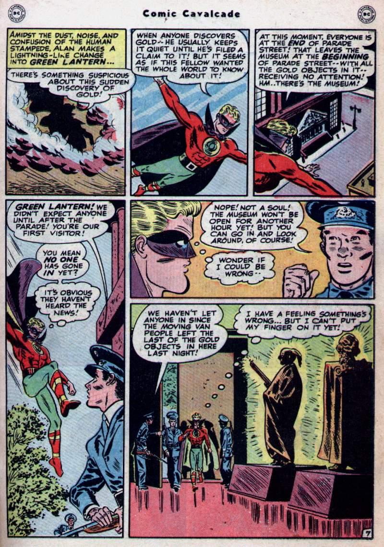 Comic Cavalcade issue 28 - Page 35