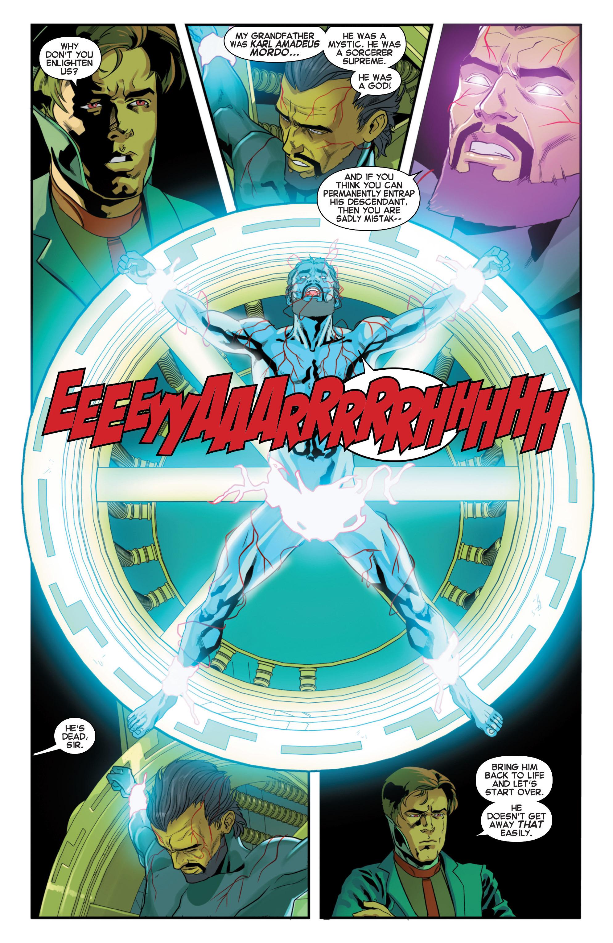 Read online Secret Wars 2099 comic -  Issue #3 - 13