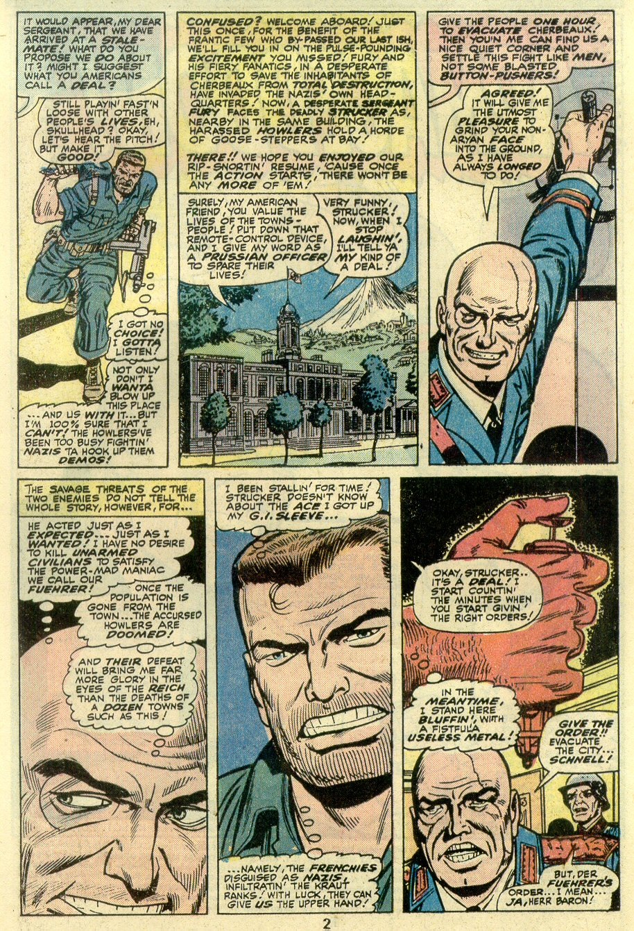 Read online Sgt. Fury comic -  Issue #131 - 4