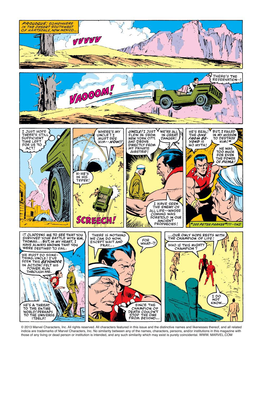 The Amazing Spider-Man (1963) 274 Page 2