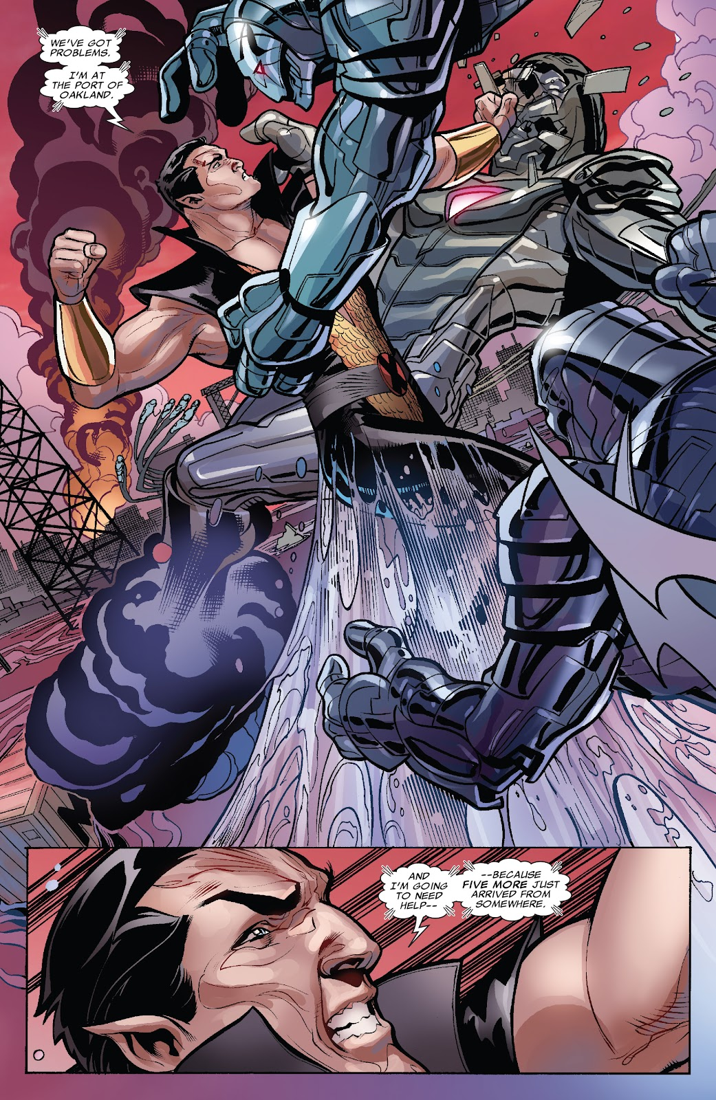 Read online X-Men: Second Coming comic -  Issue # _TPB (Part 3) - 42