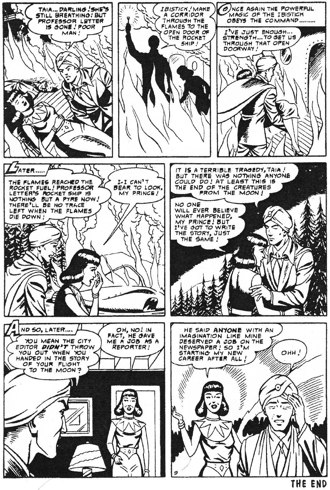Read online Men of Mystery Comics comic -  Issue #73 - 43