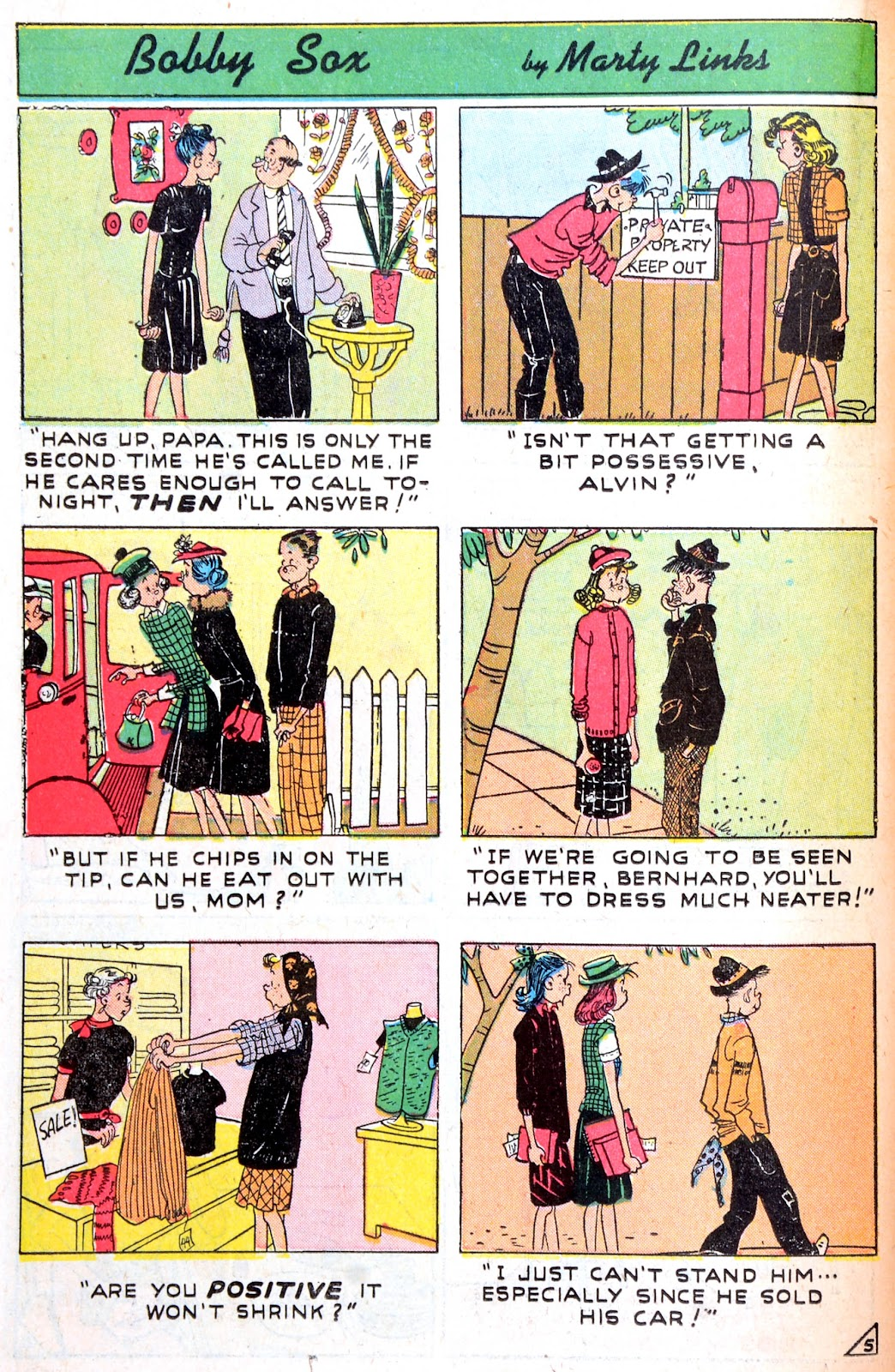 Read online Famous Funnies comic -  Issue #189 - 32
