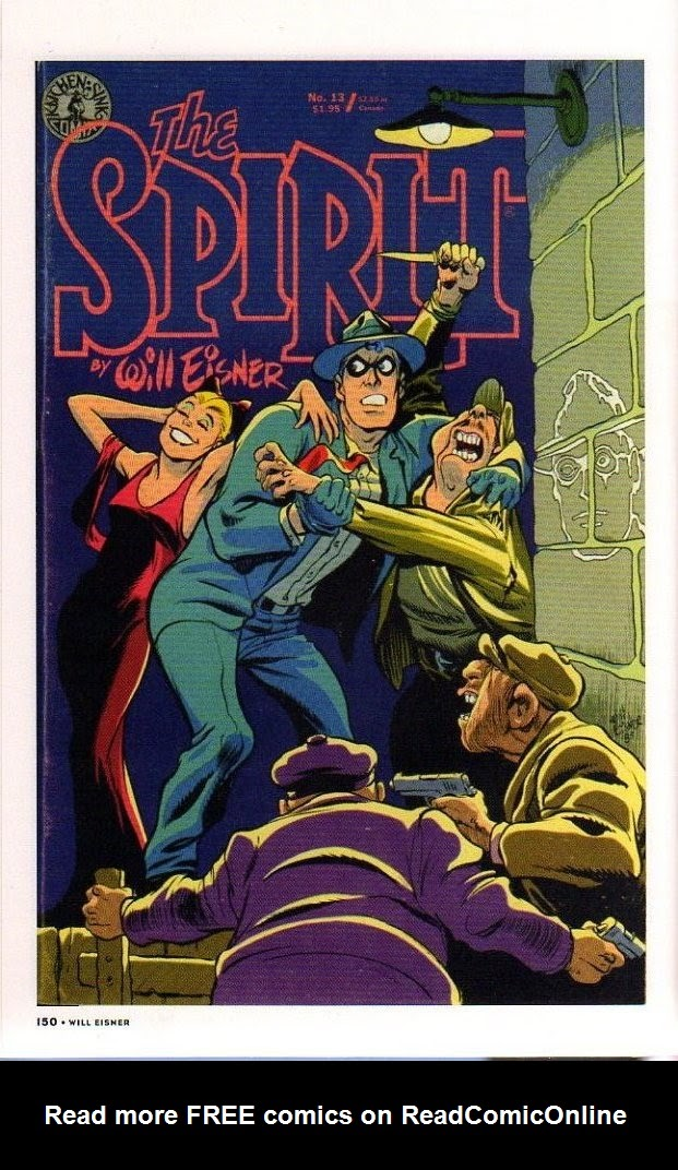 Read online Will Eisner's The Spirit Archives comic -  Issue # TPB 26 (Part 2) - 57