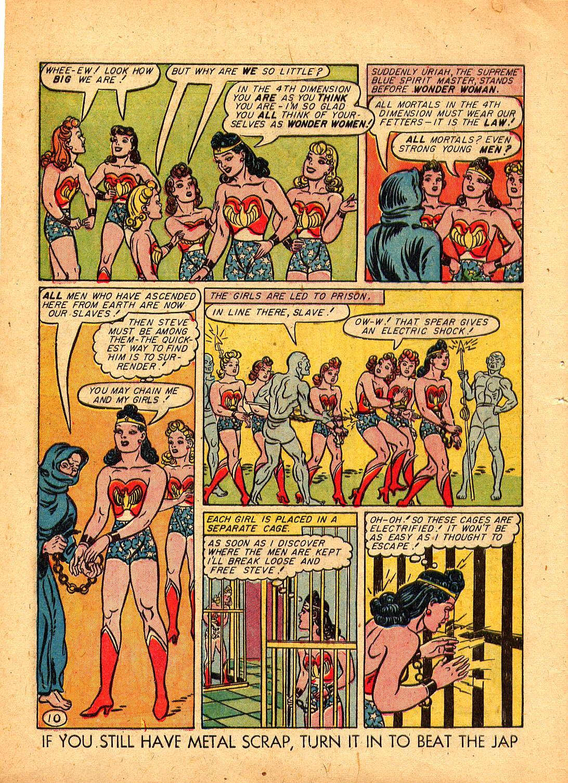 Read online Sensation (Mystery) Comics comic -  Issue #30 - 12