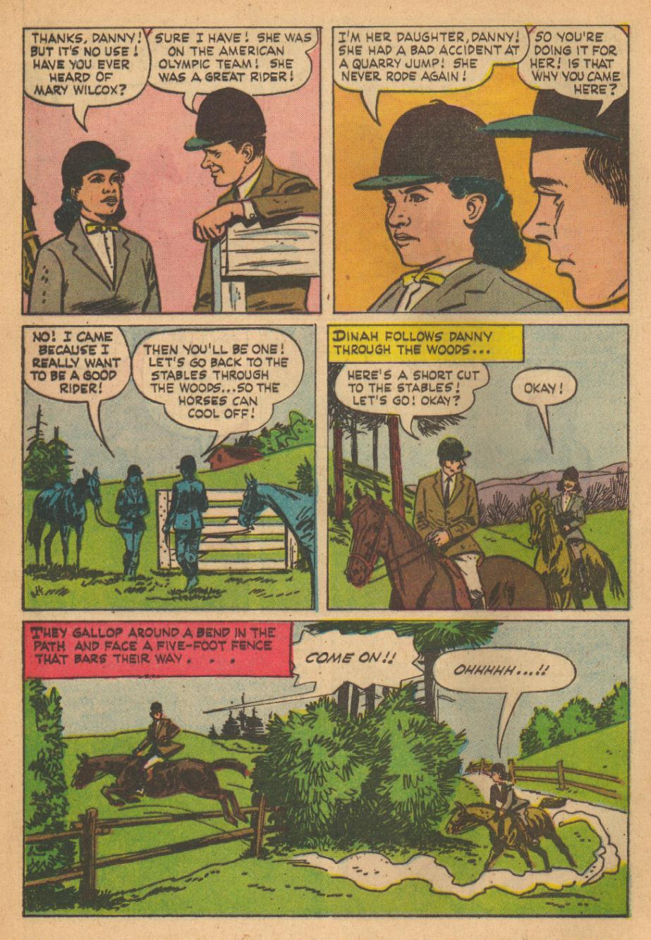 Four Color Comics issue 1260 - Page 24