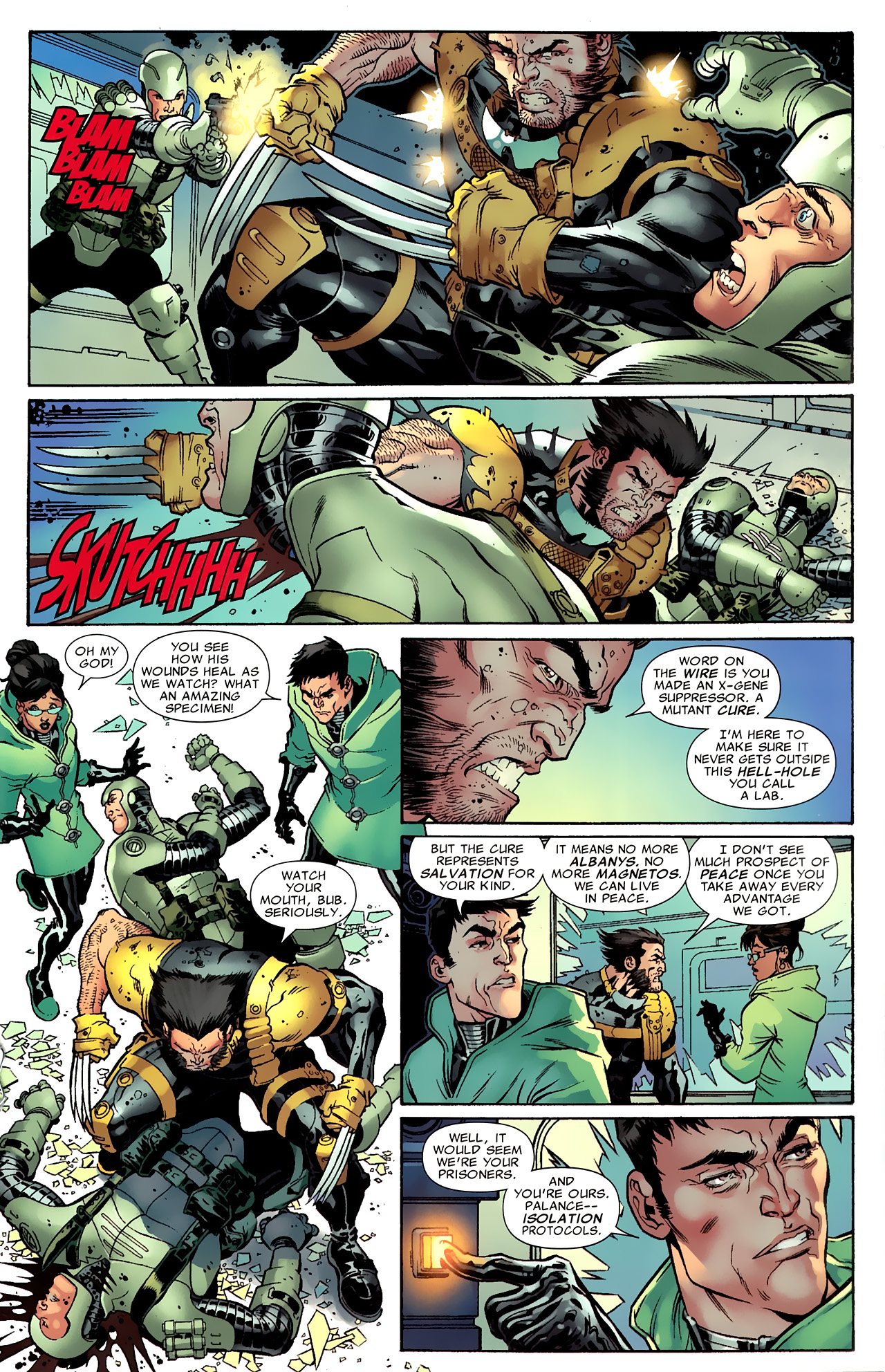 Read online Age of X: Alpha comic -  Issue #Age of X: Alpha Full - 26