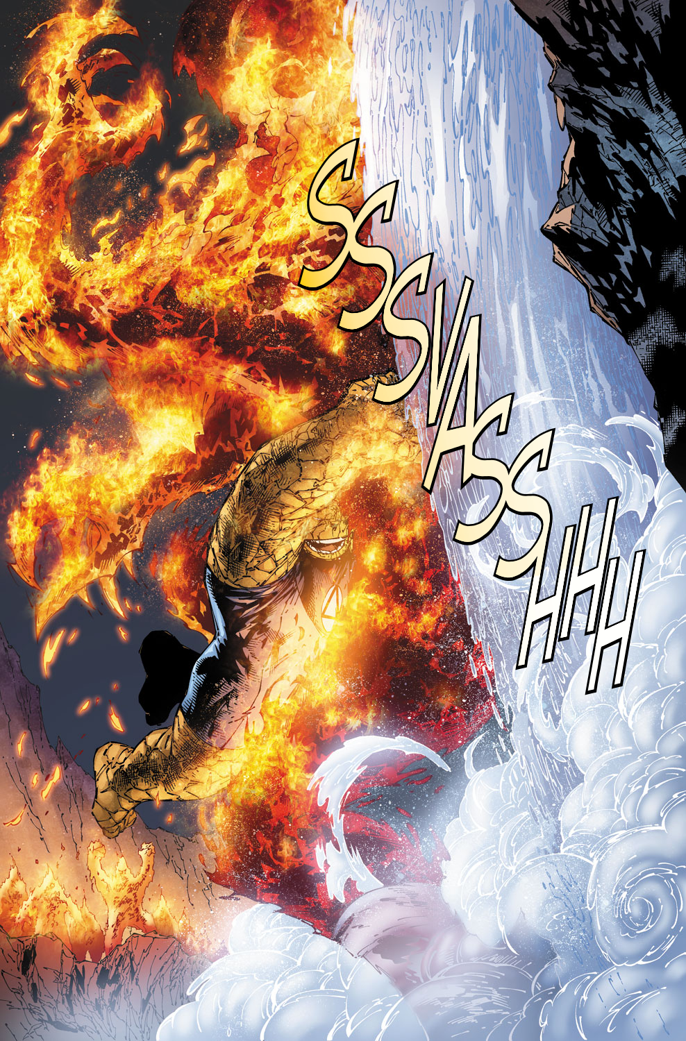 Read online Ultimate Fantastic Four (2004) comic -  Issue #58 - 20