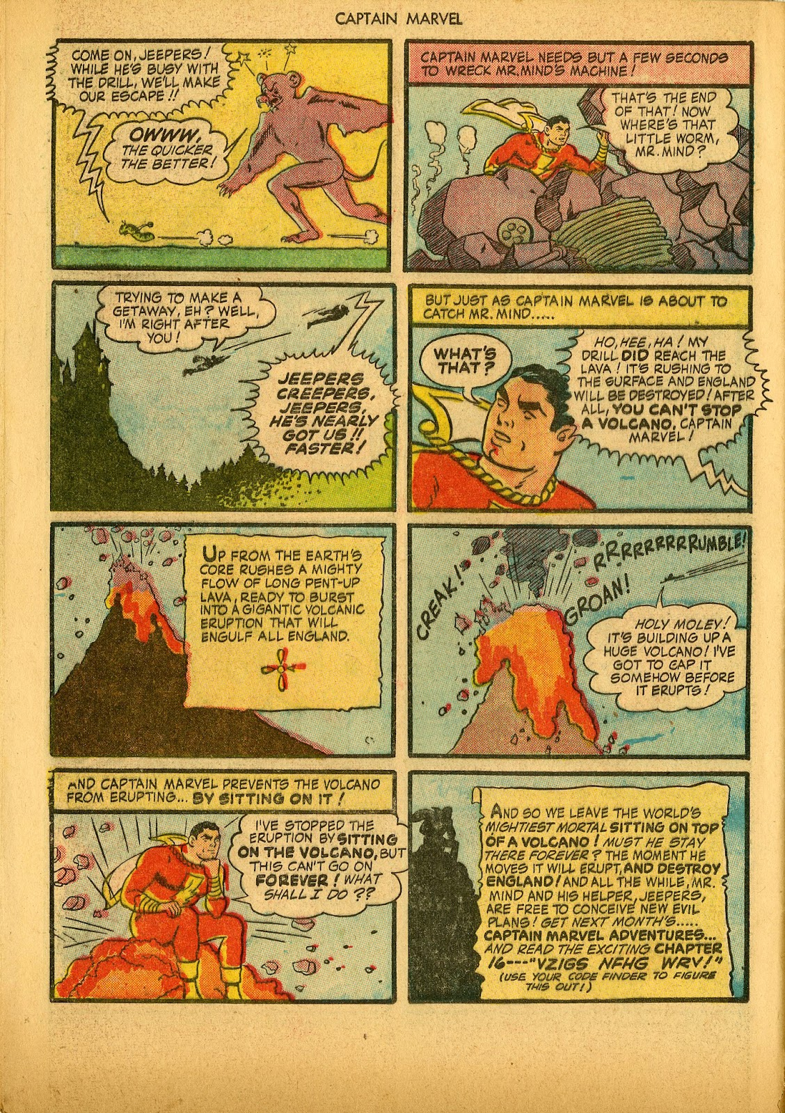 Captain Marvel Adventures issue 36 - Page 48