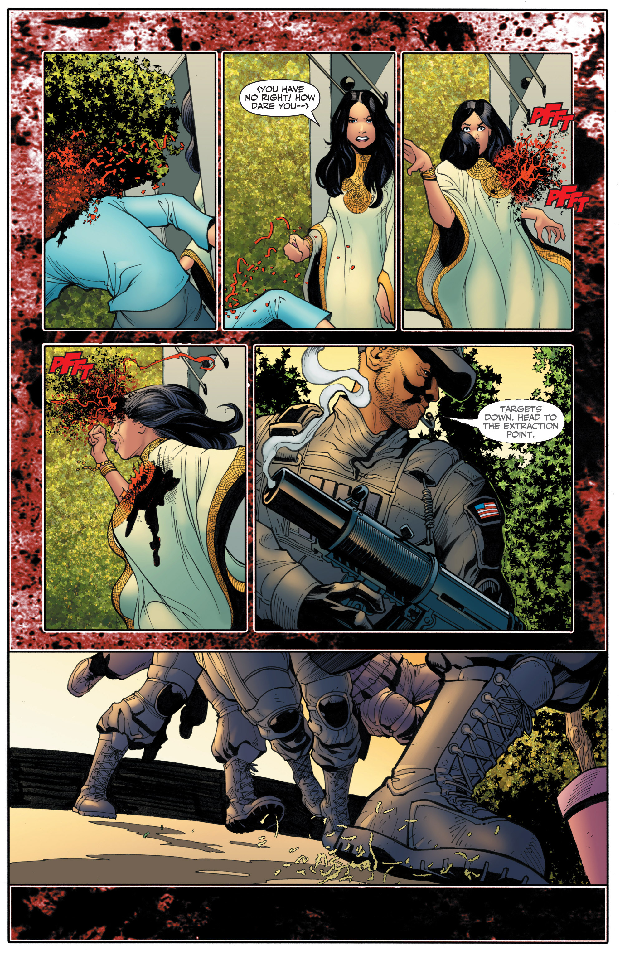 Read online Bloodshot and H.A.R.D.Corps comic -  Issue # TPB 4 - 109