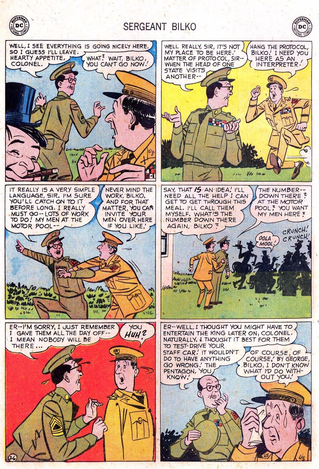 Sergeant Bilko issue 7 - Page 28