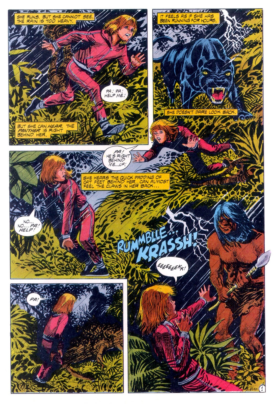 Jonny Quest (1986) issue 12 - Page 4
