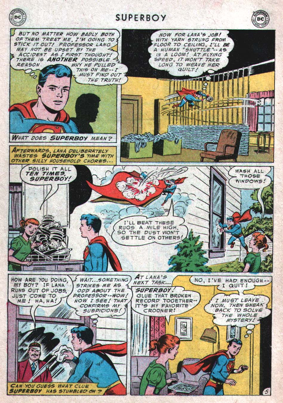 Superboy (1949) issue 46 - Page 14